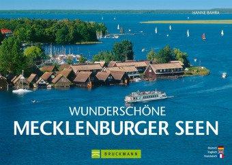 9783765454660: Wunderschöne Mecklenburger Seen