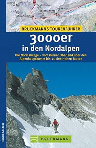 9783765455438: 3000er in den Nordalpen