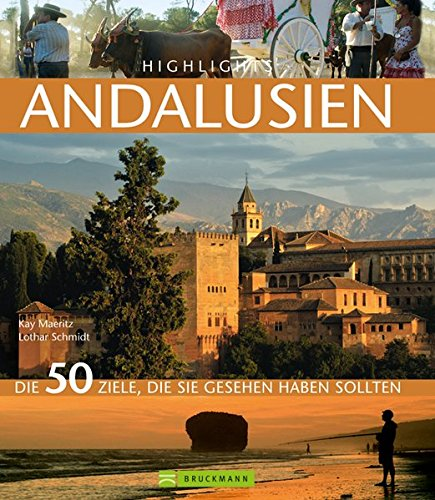 9783765455995: Highlights Andalusien