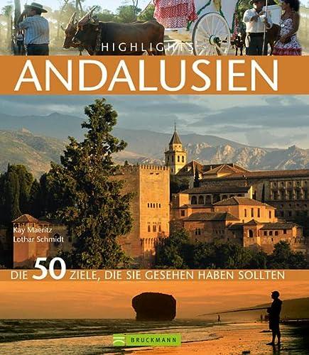 9783765455995: Highlights Andalusien: Die 50 Ziele, die Sie gesehen haben sollten