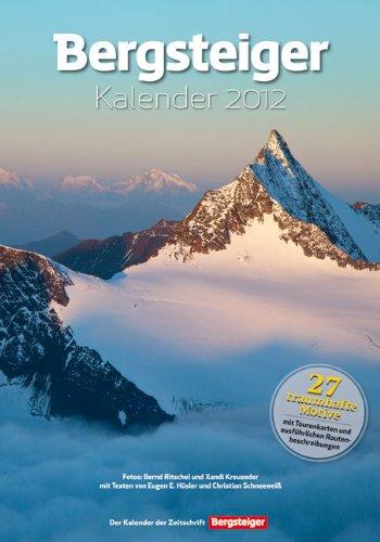 9783765456688: Bergsteiger Kalender 2012
