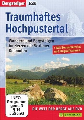 9783765456817: Traumhaftes Hochpustertal: Wandern und Bergsteigen im Herzen der Sextener Dolomiten [Alemania] [DVD]