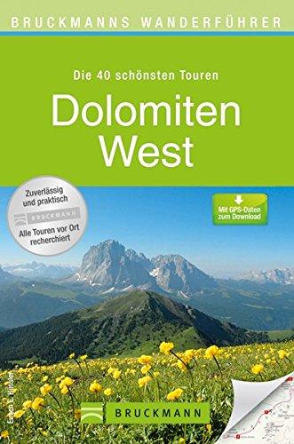 9783765458927: Dolomiten West