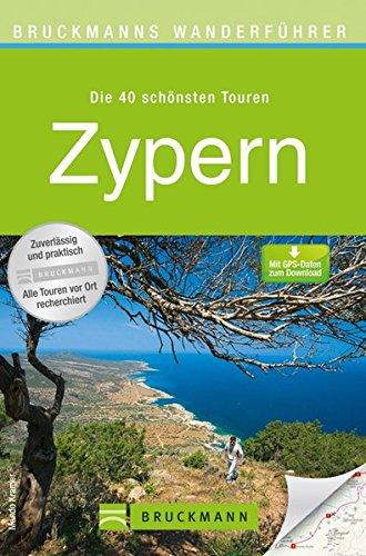 9783765461170: Bruckmanns Wanderf�hrer Zypern