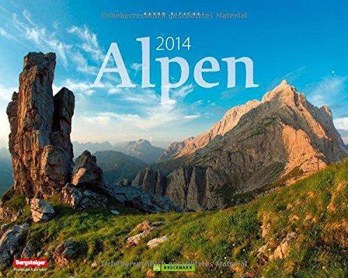 9783765465024: Alpen 2014