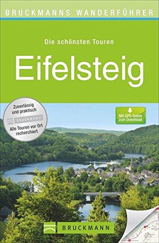 9783765467998: Bruckmanns Wanderführer Eifelsteig