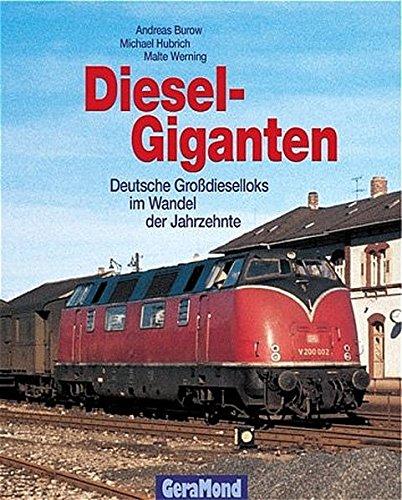 9783765472527: Dieselgiganten