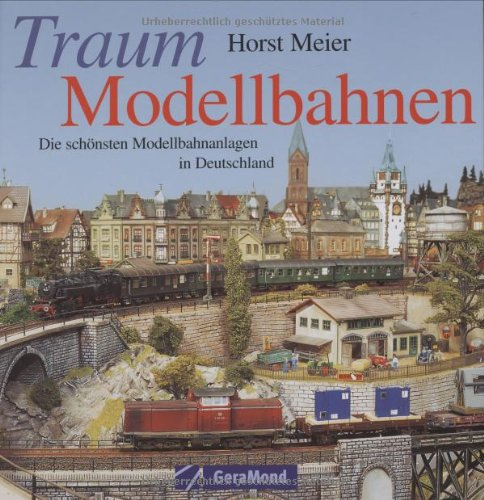 9783765472695: Traum-Modellbahnen