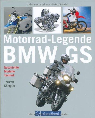 9783765477829: Motorrad-Legende BMW GS