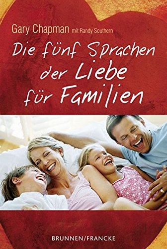 9783765519703: Die fünf Sprachen der Liebe für Familien