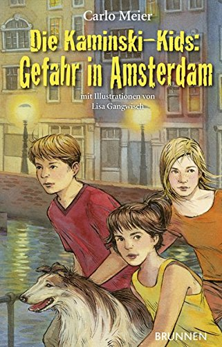 9783765519727: Die Kaminski-Kids: Gefahr in Amsterdam