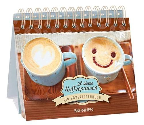 26 kleine Kaffeepausen : Postkartenbuch: Irmtraut Fröse-Schreer