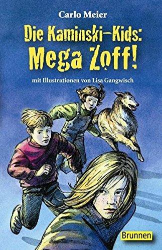 9783765538223: Die Kaminski-Kids. Mega Zoff!