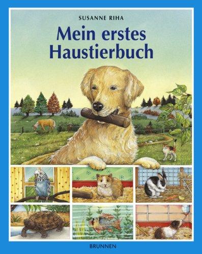9783765555992: Mein erstes Haustierbuch
