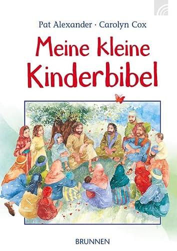9783765556104: Meine kleine Kinderbibel. ( 4 - 8 J.).