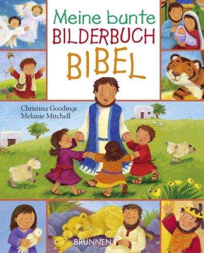 9783765556395: Meine bunte Bilderbuch-Bibel