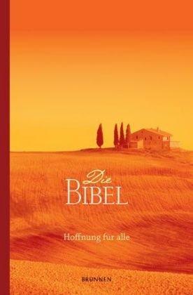 9783765560569: Hoffnung für alle. Die Bibel. (Skivertex blau. Große Ausgabe. Silberprägung)