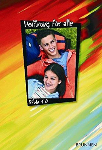 9783765560743: Hoffnung für alle. Bible 4 U