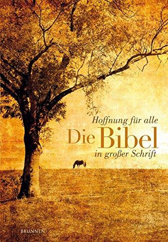 9783765561733: Hoffnung für alle: in großer Schrift