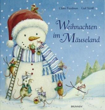 9783765566714: Weihnachten im Mäuseland