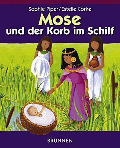 9783765568251: Mose und der Korb im Schilf