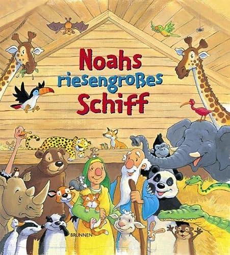9783765568664: Noahs riesengroßes Schiff