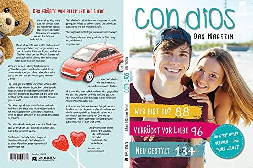 9783765569784: Con Dios: Das Magazin
