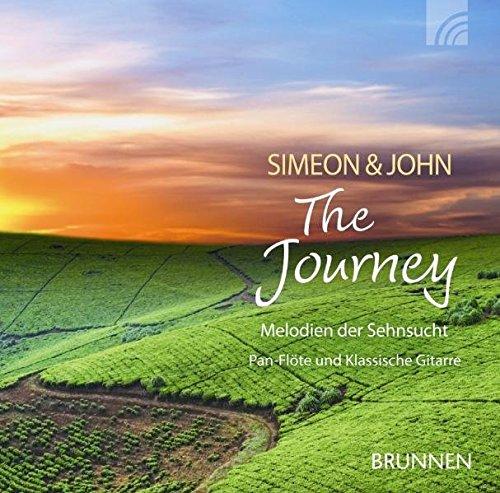 9783765584039: The Journey. CD. Melodien der Sehnsucht. Pan- Flöte und Klassische Gitarre.