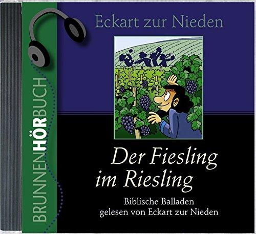 9783765587245: Der Fiesling im Riesling CD . Biblische Balladen