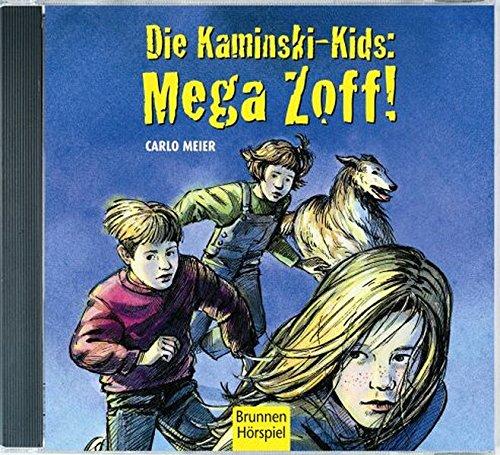 9783765587542: Die Kaminski-Kids 01. Mega Zoff!: Hörspiel Nr. 1 / Buch Band 2