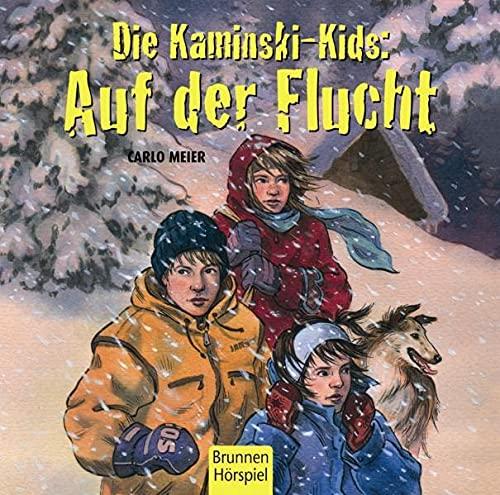 9783765587580: Die Kaminski-Kids: Auf der Flucht: H�rbuch