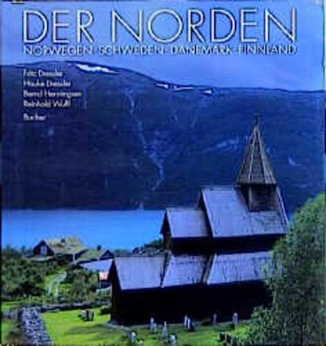 9783765808098: Der Norden - Norwegen, Schweden, Dänemark, Finnland