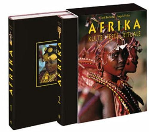 9783765812439: Afrika. Kulte, Feste, Rituale.