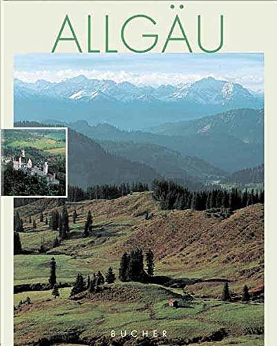 9783765813399: Allgäu.