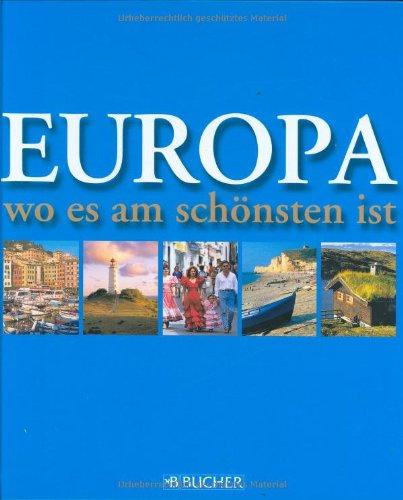 Europa - wo es am sch?nsten ist: NA