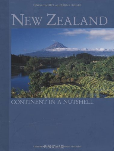 9783765816338: New Zealand: Continent in a Nutshell