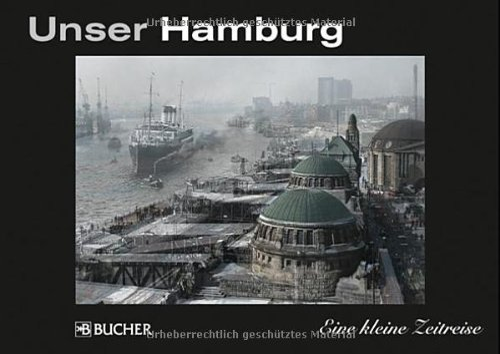 9783765818127: Unser Hamburg