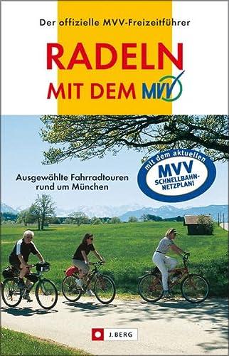 9783765840913: Radeln mit dem MVV