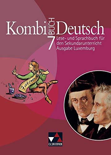 9783766136671: Kombi-Buch Deutsch 7 Ausgabe Luxemburg