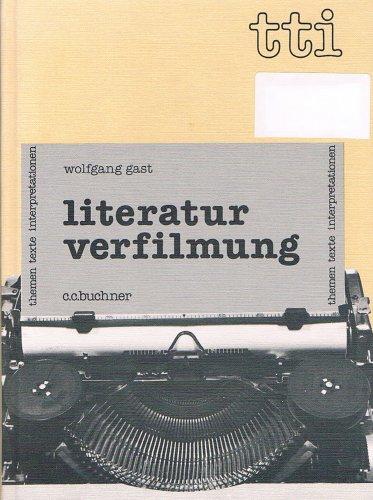 9783766143419: Literaturverfilmung (Themen, Texte, Interpretation)