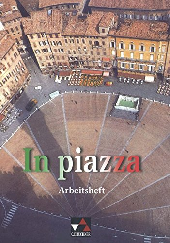 9783766149374: In piazza. Arbeitsheft