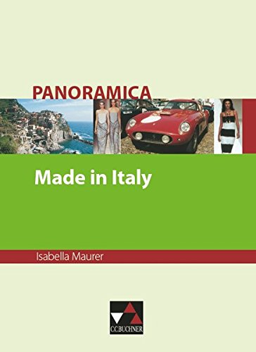 9783766149626: Panoramica 2. Made in Italy: Materialien zu italienischer Geschichte, Kultur und Gesellschaft