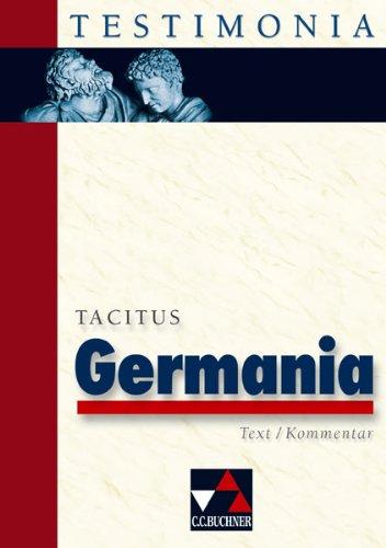 9783766151032: Germania
