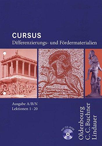 9783766152541: Cursus Differenzierungs- und Fördermaterialien: Loseblattsammlung zu den Lektionen 1-20