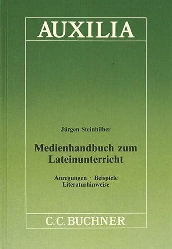 9783766154064: Medienhandbuch zum Lateinunterricht