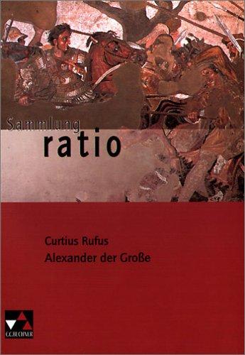 9783766155016: Alexander der Gro�e: Sammlung Ratio