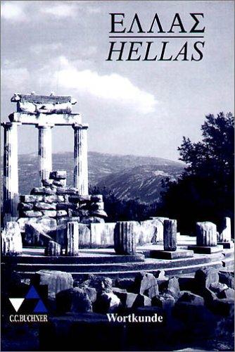 9783766158222: Hellas. Wortkunde.