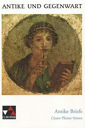 Briefe Cicero : Antike briefe cicero seneca plinius by kurt