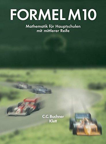 9783766162106: Formel 10. Neubearbeitung. Bayern: Mathematik für Hauptschulen