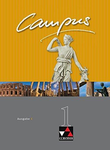 9783766178510: Campus C 1. Texte und Übungen: Gesamtkurs für Latein